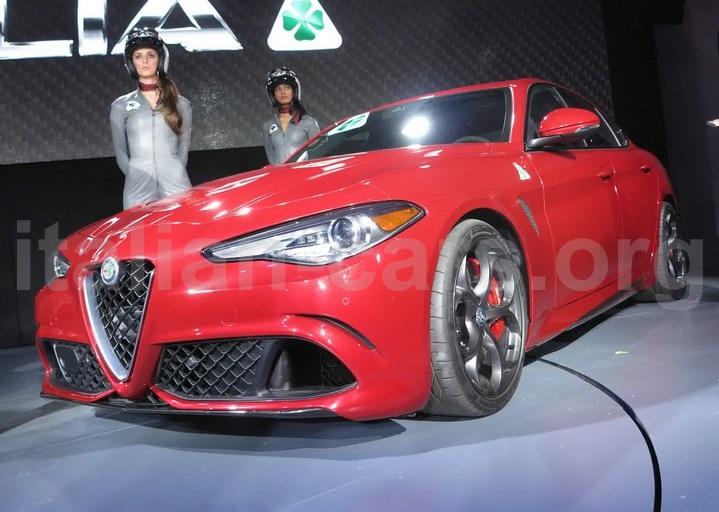 Alfa Romeo Change Planning Expansion