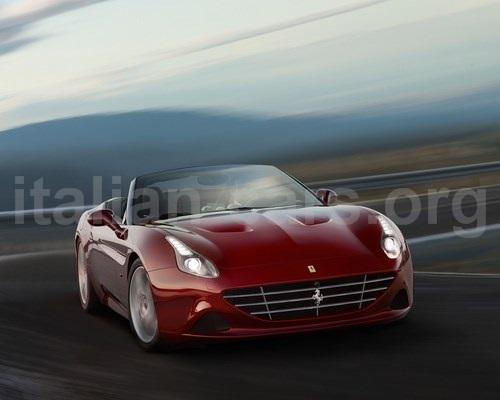 Special Handling For Ferrari California T